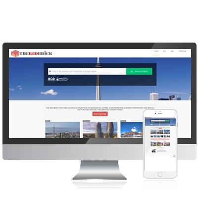 MLS Real Estate Website