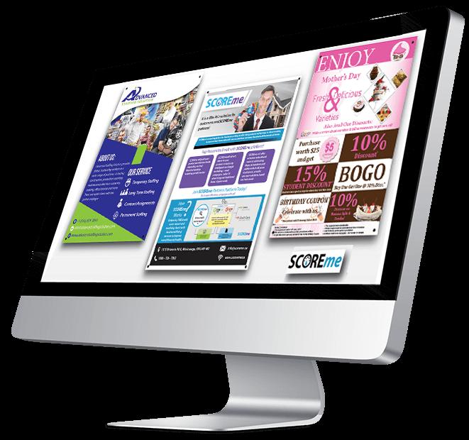 Guelph web design company, E-commerce website development