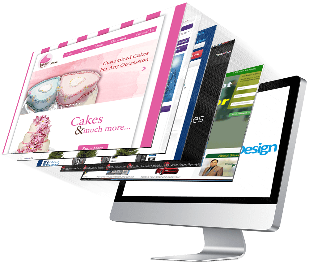 Brampton web design company, E-commerce website development